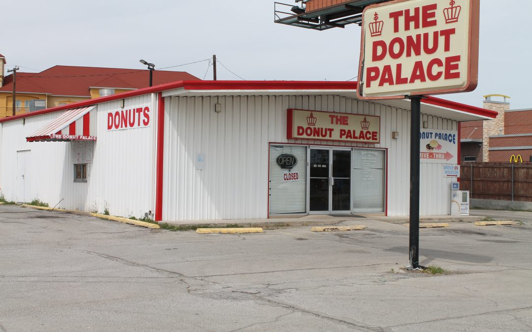 Donut Palace East Commerce