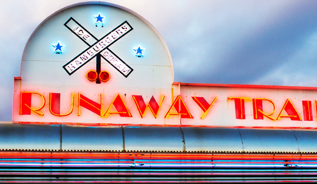 Runaway Train Cafe