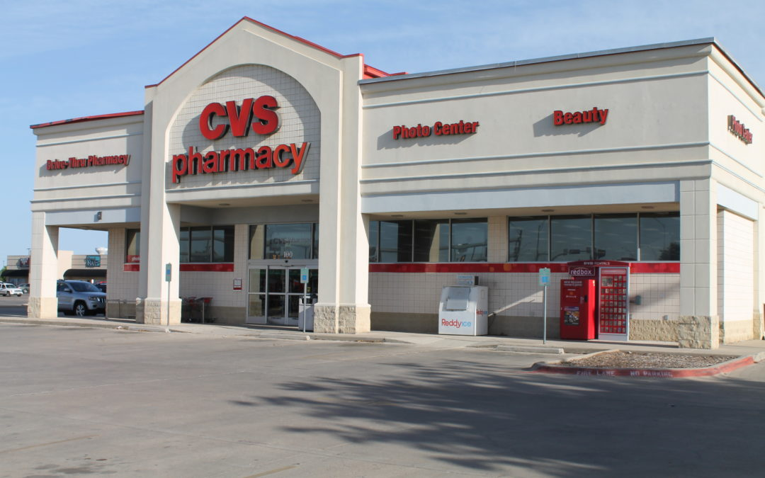 CVS on Commerce Street